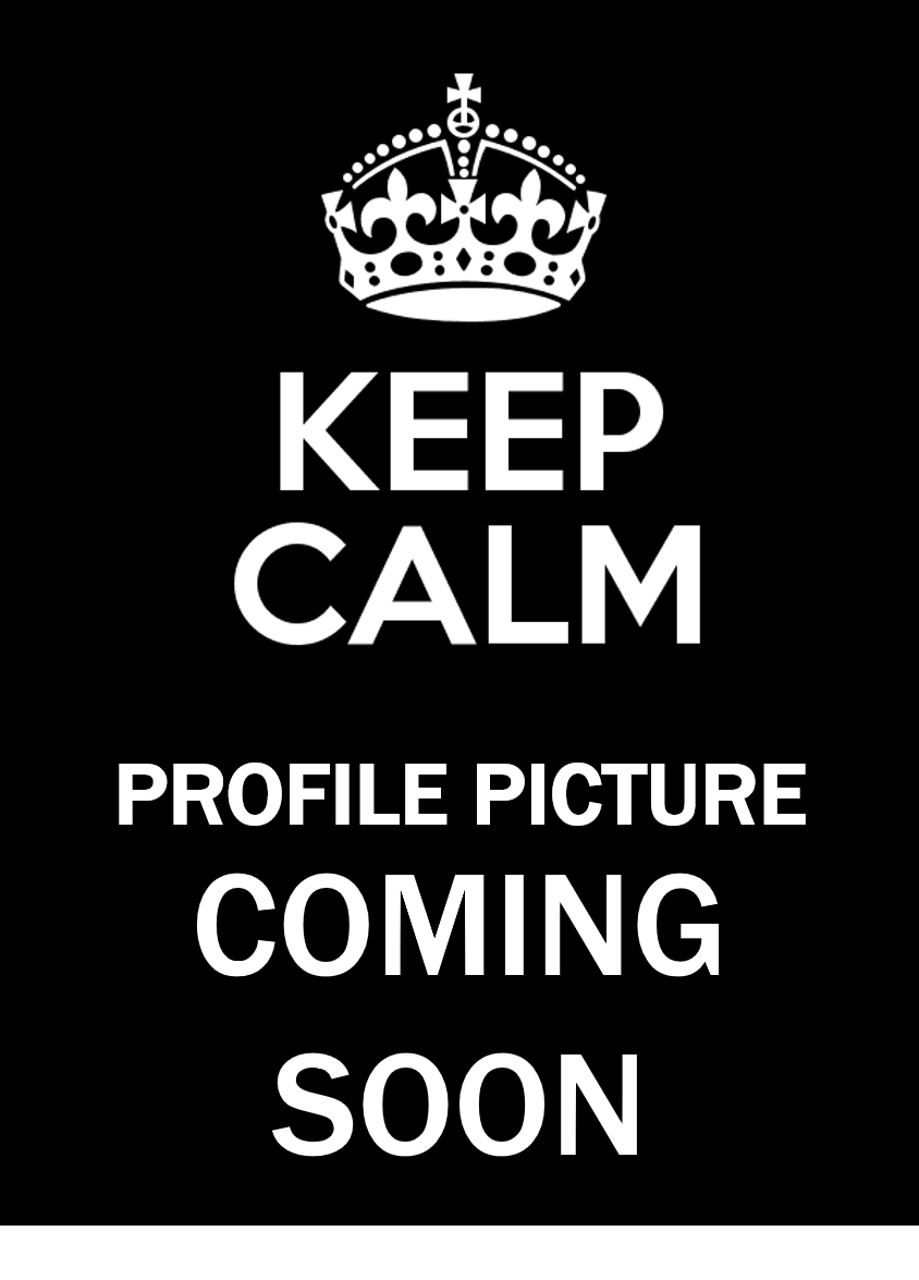 keep calm profile pic coming soon 2